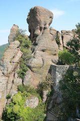 Пещера Магурата, Белоградчишките скали