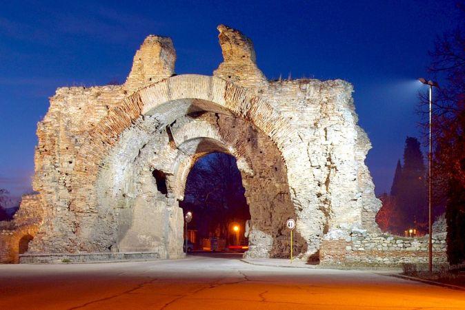 Тракийски комлекс и винарната в Старосел, Хисаря