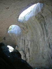 Пещера Проходна, Геопарк Златна Панега