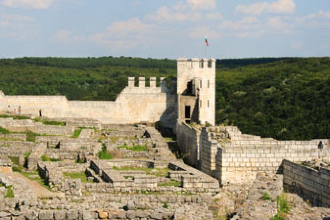 Величието на Първото Българско Царство Шумен-Плиска-Велики Преслав-Мадара