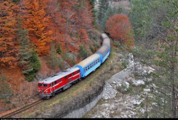 Теснолинейка Велинград-Разлог - алпийската железница на Балканите