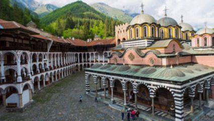 Рилски манастир, Гроба на св. Иван Рилски, Вароша