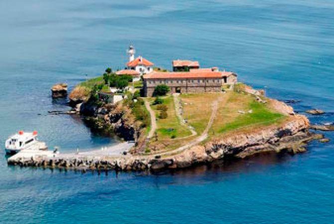 Остров Света Анастасия-Поморие-Созопол