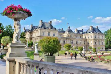 Париж -