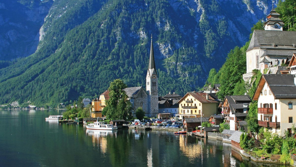 Австрия отблизо