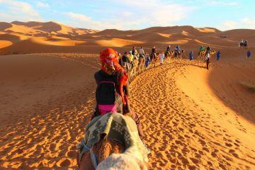 Екскурзия в МАРОКО - Магията на пустинята