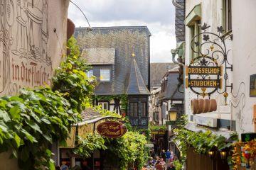 Екскурзия в Германия - Романтичната долина на Рейн - със самолет и обслужване на български език!