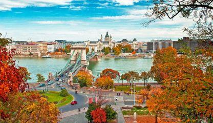 Екскурзия до Будапеща - Специална ваканционна програма за туристи над 55 години и приятели!