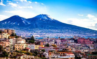 Екскурзия в ИТАЛИЯ - Неапол и Кампания - 4 нощувки със закуски в хотел 4* - със самолет и водач от България!