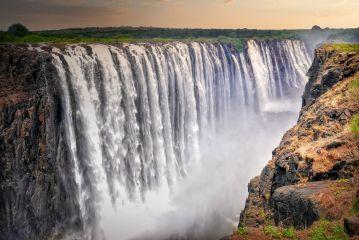 Сафари в Южна Африка - от Кейптаун до водопада Виктория
